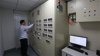 Air Conditioning Performance Test Bench